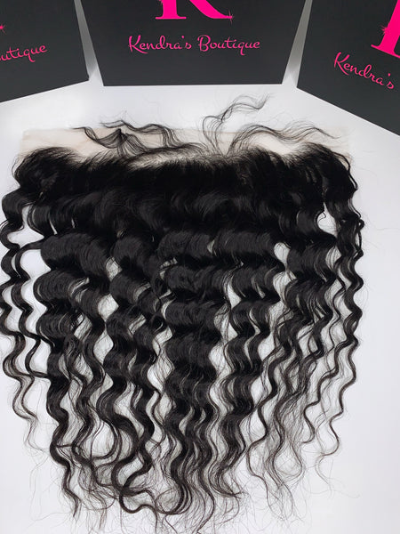 HD Deep Wave Lace Frontal