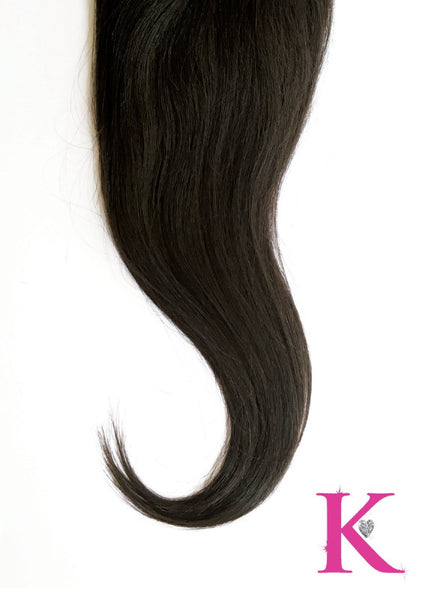 Straight Lace Closure (5x5 Transparent Lace)