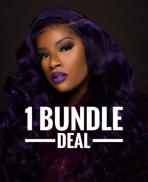 1 Bundle Of Our Brazilian Hair Extensions