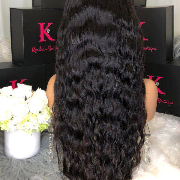 Full Lace Body Wave Wig