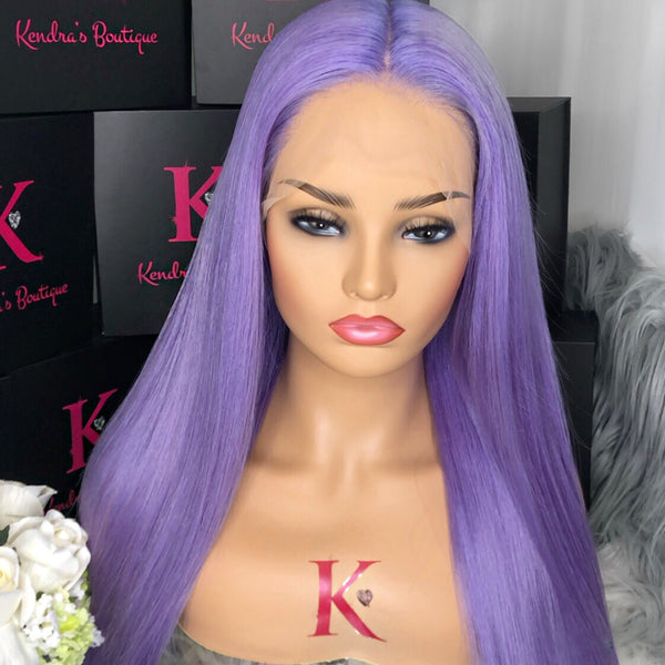 "READY TO SHIP ""LILAC"" FULL LACE WIG"