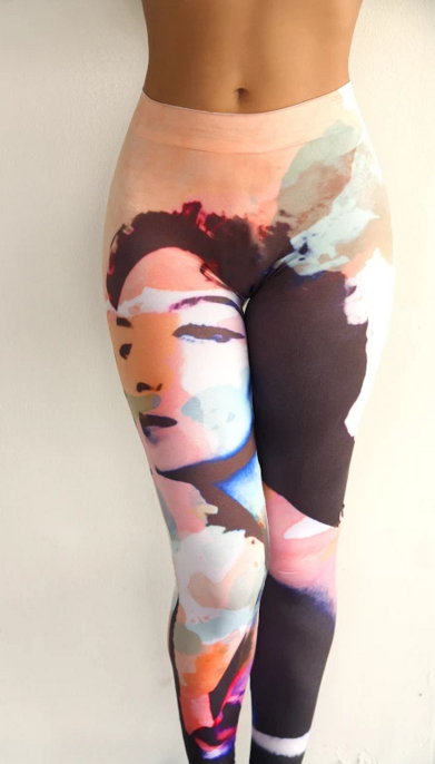 Viva Mexico - Leggings - Maria Felix