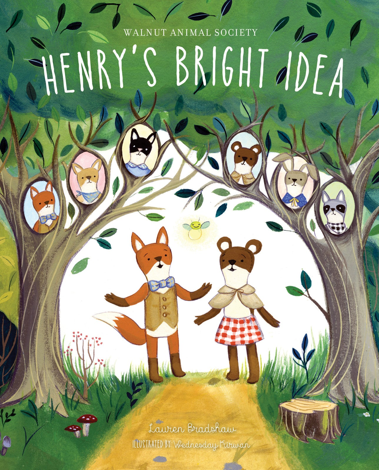 Henry's Bright Idea (signed)