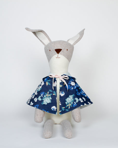 Magnolia the Bunny of the Walnut Animal Society by Lauren Bradshaw