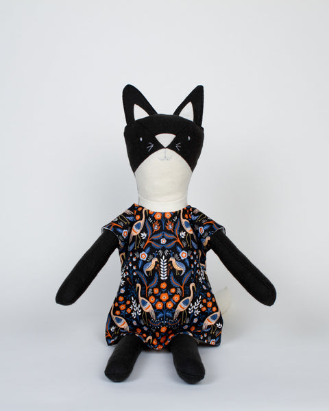 Margaux the Kitty of Walnut Animal Society by Lauren Bradshaw