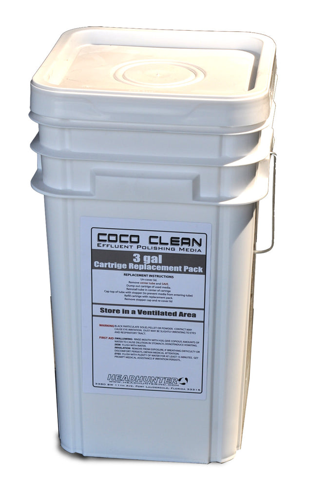 COCO CLEAN DECHLORINATION AGENT FOR USE WITH HMX WATER TREATMENT