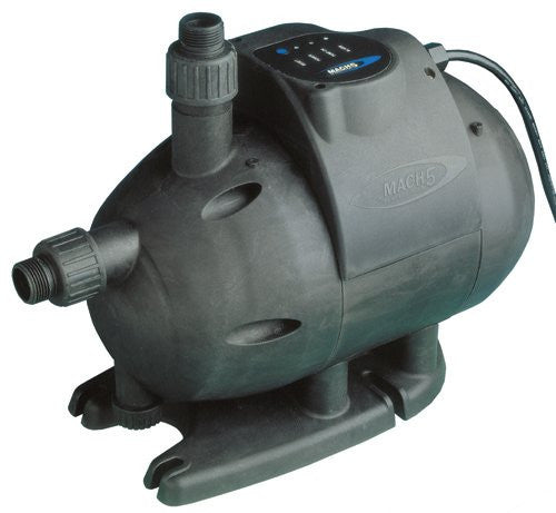 MACH 5 Multistage Fresh Water Pressure Pump