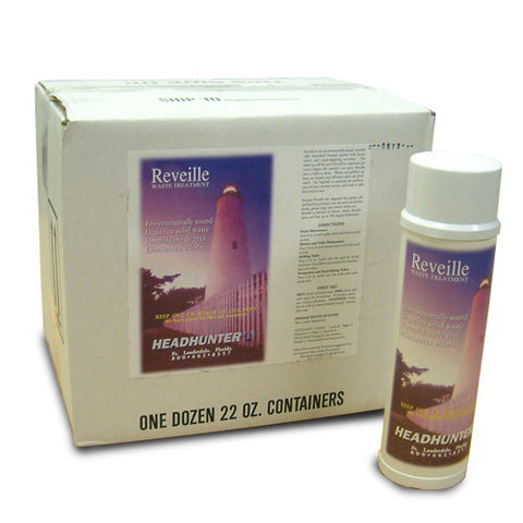 REVEILLE (Case 12 bottles) Biological Waste Degrader and Defoamer