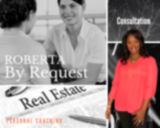 One on One Real Estate Coaching With Roberta