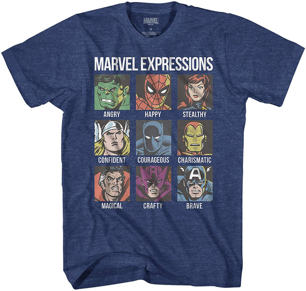 Marvel Expressions