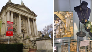 Burne-Jones Exhibition ~ London Trip