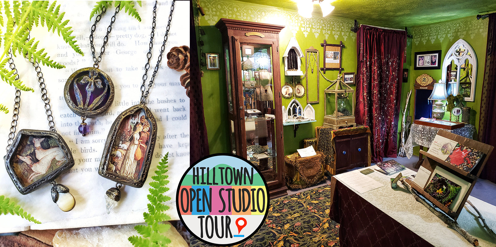 hilltown open studio tour