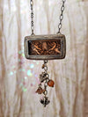 Bears & Hive & Bees ~ Pictorial Shrine Amulet