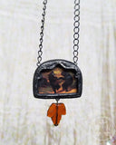 Dancing Bears ~ Pictorial Shrine Amulet