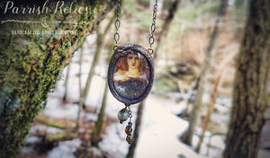 The Third Day ~ Ouroboros Pictorial Shrine Amulet