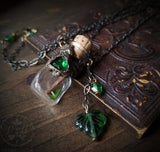Heartbeat of the Forest ~ Vessel Amulet