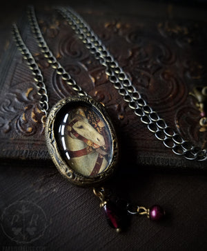 Noble Spirit ~ Pictorial Shrine Amulet