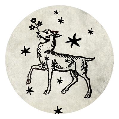 the doe amulet.