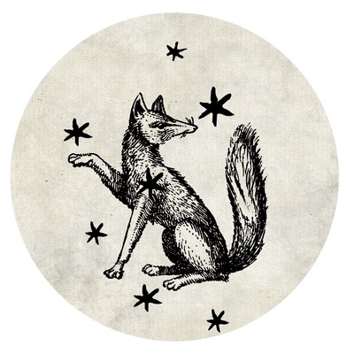 the fox amulet.