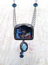 Destiny ~ JW Waterhouse Pictorial Shrine Amulet
