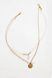 Chan Luu Evil Eye Layered Necklace