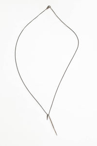 Chan Luu Engraved Necklace