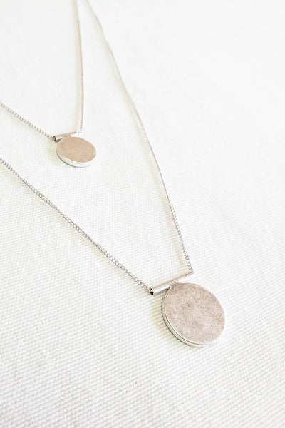Enso Layered Necklace