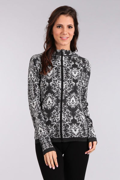 Zaylee Zip-Up Jacket