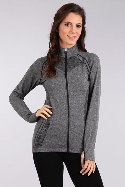 Kaia Zip Jacket