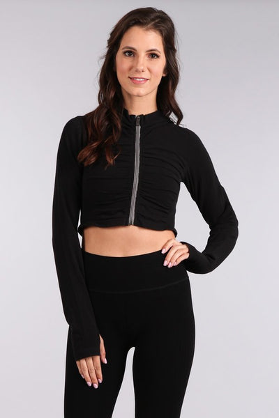 Joslyn Cropped Jacket