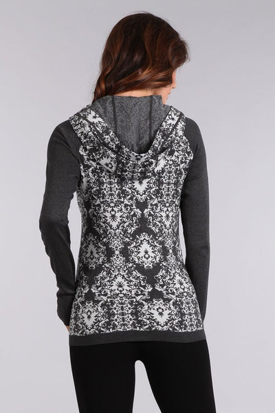 Zuri Zip Sweater