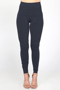 Heathered Tummy Tuck Legging