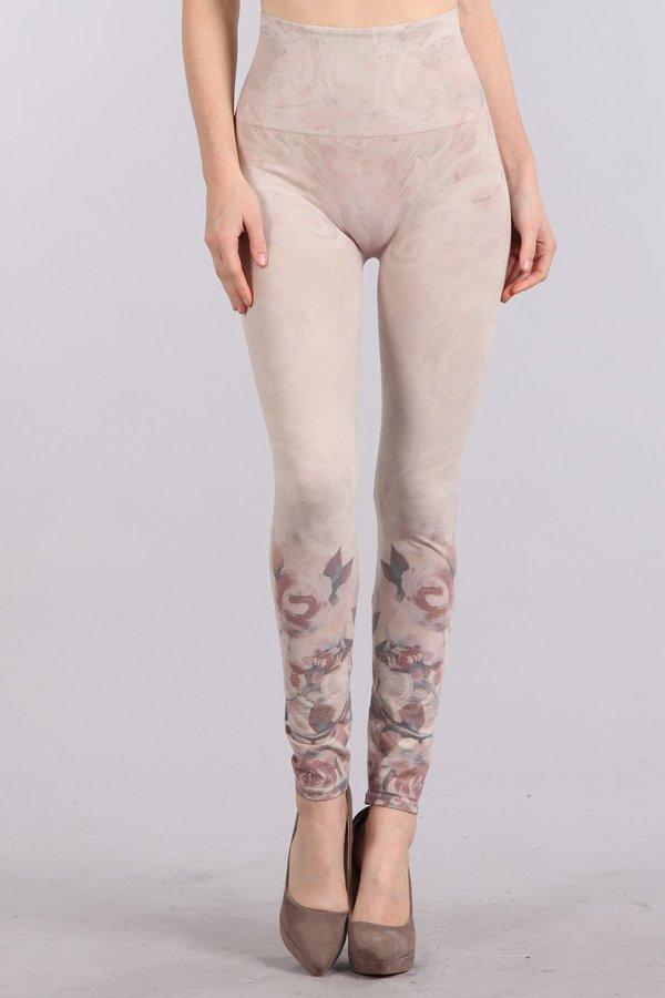 Bella Floral Leggings
