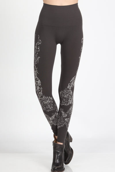 Belle Printed Leggings