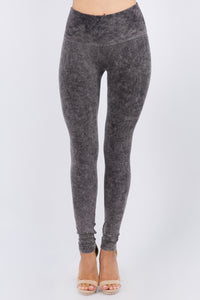 Victoria Mineral Wash Leggings