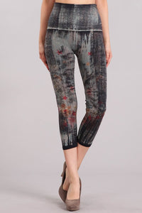 Magnolia Garden Leggings
