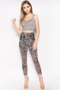 Cascade Garden Leggings