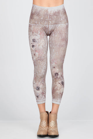 Anemone Floral Leggings