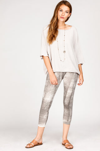 Greystone Brushstroke Leggings