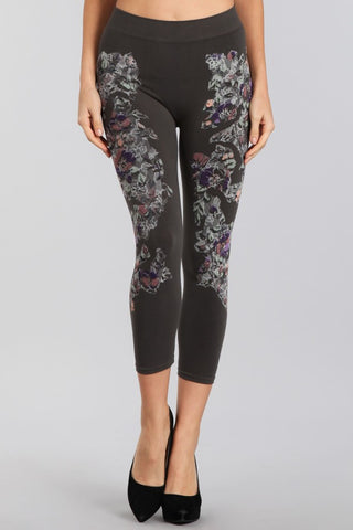 Floral Bouquet Leggings