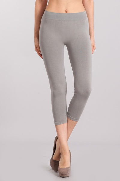The Cropped Classic Legging