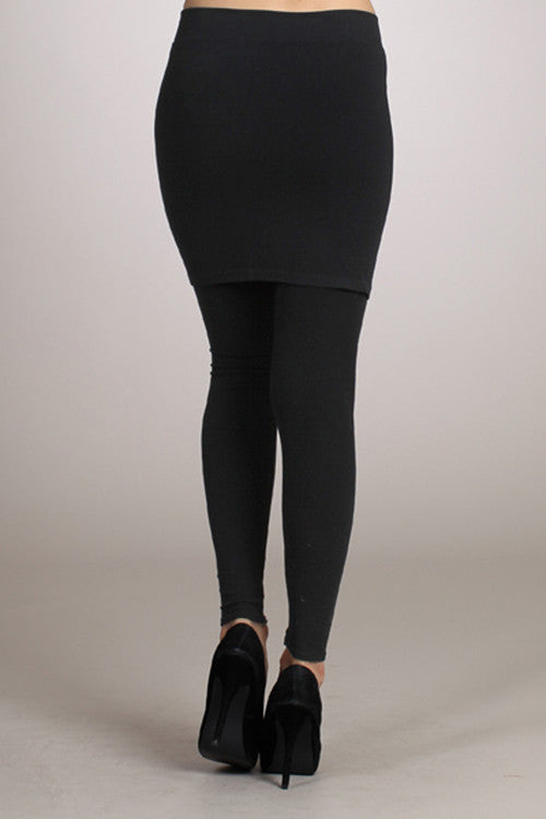 f5e8dd1c01226 Full Length Skirt Legging · Full Length Skirt Legging ...