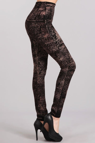 Hidden Earth Leggings