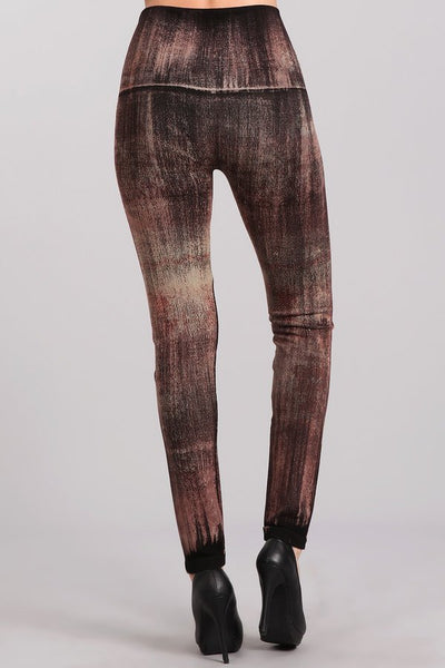 Brushed Sienna Leggings
