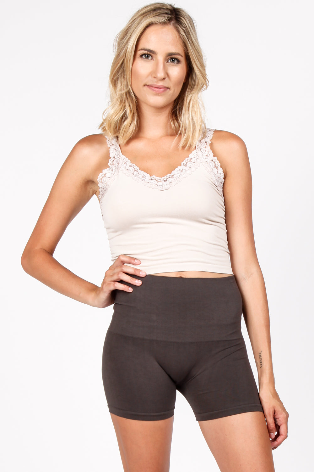 Tummy Tuck Shorts