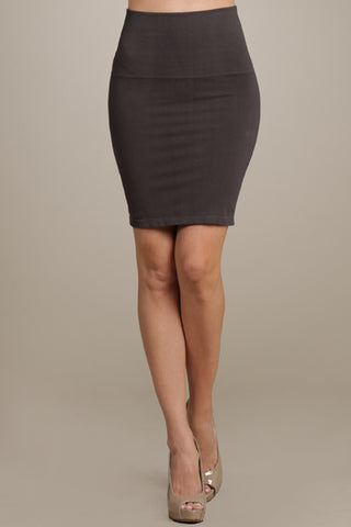 Seamless High Waist Pencil Skirt