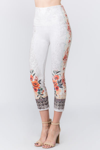 Coast of Sicily Leggings