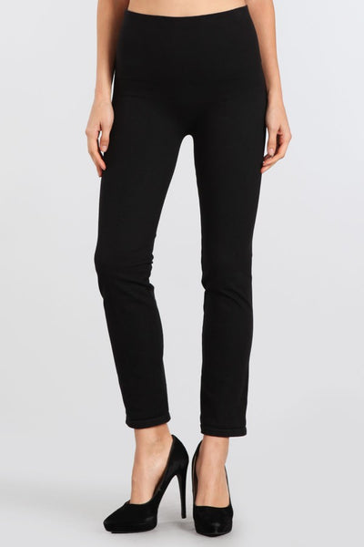 Tummy Tuck Straight Leg Jegging