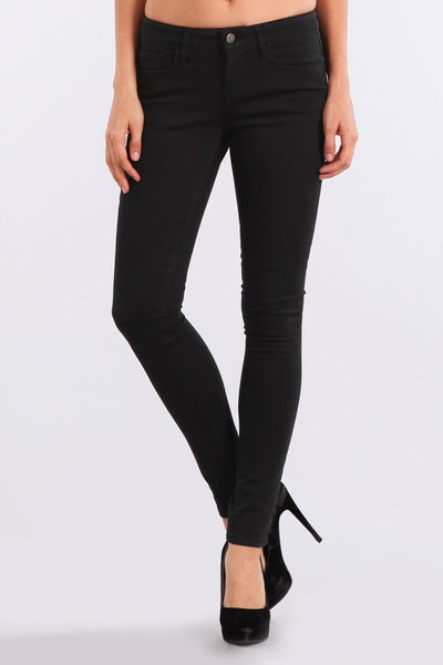 Easy Black Denim Jeans