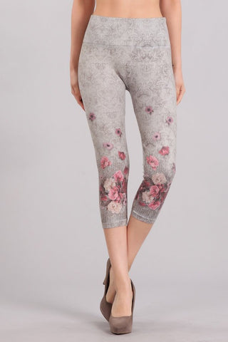 Floating Flowers Leggings